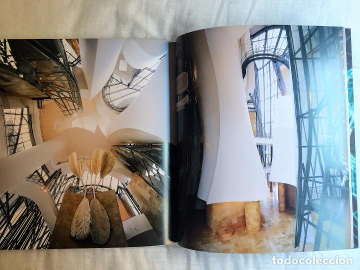 Libros de segunda mano: FRANK O. GEHRY, EL MUSEO GUGGENHEIM BILBAO - VAN BRUGGEN - Foto 11 - 72247323