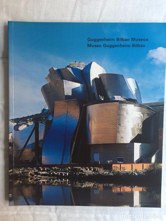 Libros de segunda mano: FRANK O. GEHRY, EL MUSEO GUGGENHEIM BILBAO - VAN BRUGGEN - Foto 12 - 72247323