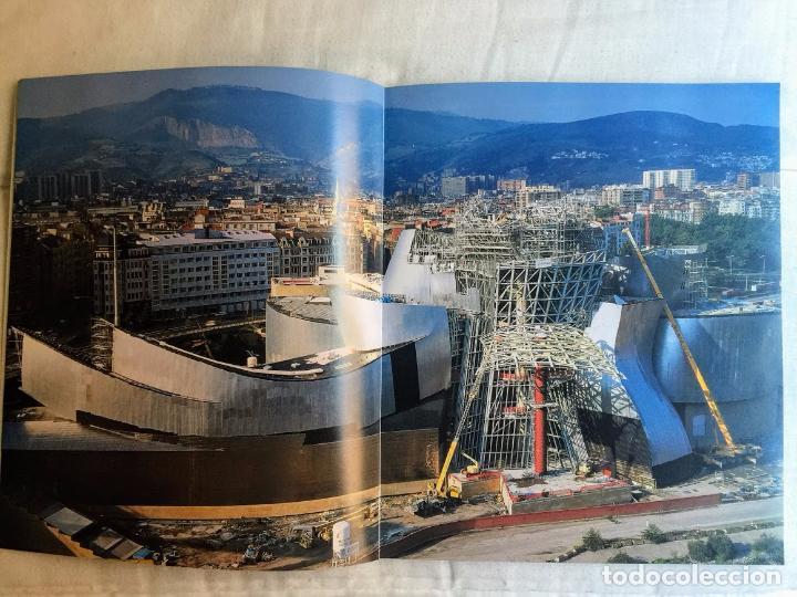 Libros de segunda mano: FRANK O. GEHRY, EL MUSEO GUGGENHEIM BILBAO - VAN BRUGGEN - Foto 14 - 72247323