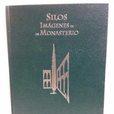 Libros de segunda mano: LIBRO - MONASTERIO DE SILOS , IMÁGENES DE UN MONASTERIO - ARTE ROMÁNICO - ENRIQUE DEL RIVERO - . Lote 74093135