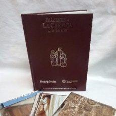 Libros de segunda mano: LIBRO IMÁGENES DE LA CARTUJA DE BURGOS - CARTUJA DE SANTA MARIA DE MIRAFLORES - ENRIQUE DEL RIVERO . Lote 74093971
