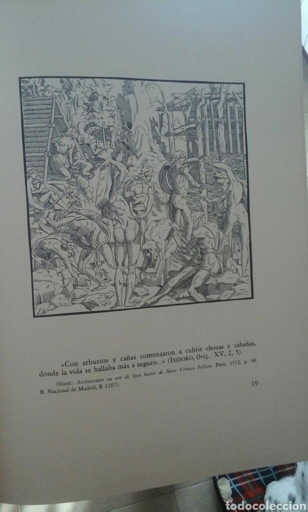 Libros de segunda mano: Compendio de arquitectura.1979.M.cetio Faventino - Foto 4 - 74957370