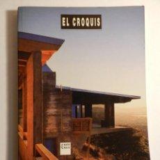 Libros de segunda mano: REVISTA EL CROQUIS AÑO 1990, NÚMERO 42 (ENE-MAR) ARQUITECTURA DESCATALOGADA ( ESPAÑOL / ENGLISH ). Lote 187117265