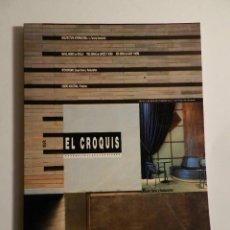 Libros de segunda mano: REVISTA ARQUITECTURA EL CROQUIS N 35 MADRID 1988 ARQUITECTURA. Lote 277691163