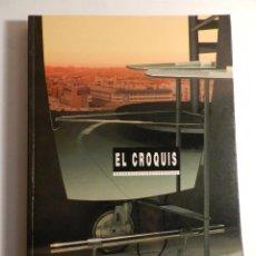 Libros de segunda mano: REVISTA ARQUITECTURA EL CROQUIS N 36 MADRID 1988 ARQUITECTURA TEXTOS DE ENRIC MIRALLES SOBRE SAMSÓ. Lote 277691193