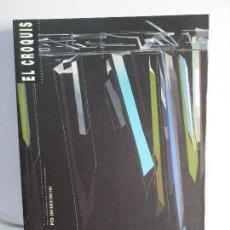 Libros de segunda mano: EL CROQUIS 52. DICIEMBRE/ENERO. 1991. ZAHA HADID. ARQUITECTURA. VER FOTOGRAFIAS ADJUNTAS. Lote 76099587