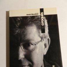 Libros de segunda mano: EL CROQUIS Nº 80 UNA CONVERSACIÓN ENTRE LÍNEAS CON DANIEL LIBESKIND 1996 ARQUITECTURA DESCATALOGADA. Lote 187117545