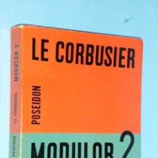 Libros de segunda mano: MODULOR 2.1955 (LOS USUARIOS TIENEN LA PALABRA).. Lote 76804671