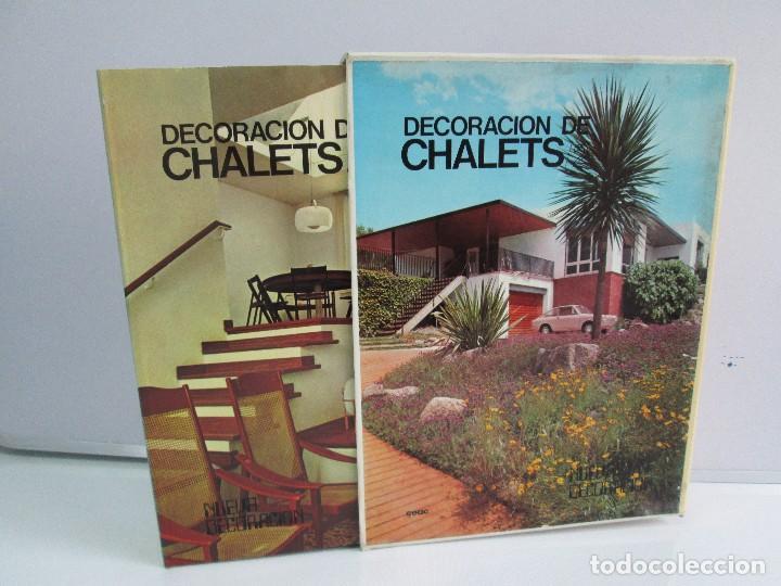 DECORACION DE CHALETS 1 Y 2. PROYECTOS PARA MONTAÑA Y PLAYA PLANOS DE  PLANTA FACHADAS