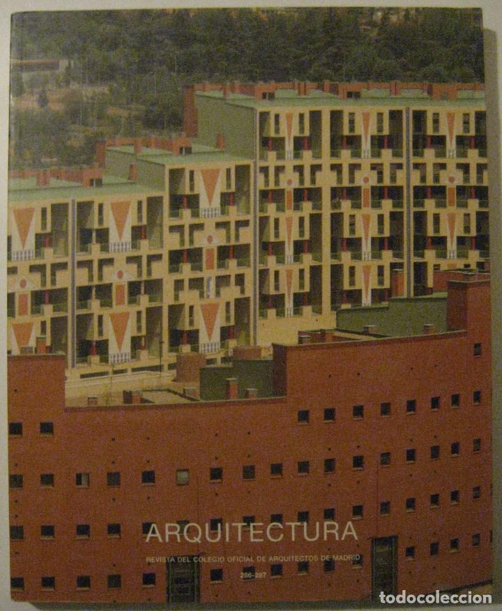 Arquitectura revista del colegio oficial de ar comprar libros de arquitectura en - Colegio oficial arquitectos madrid ...