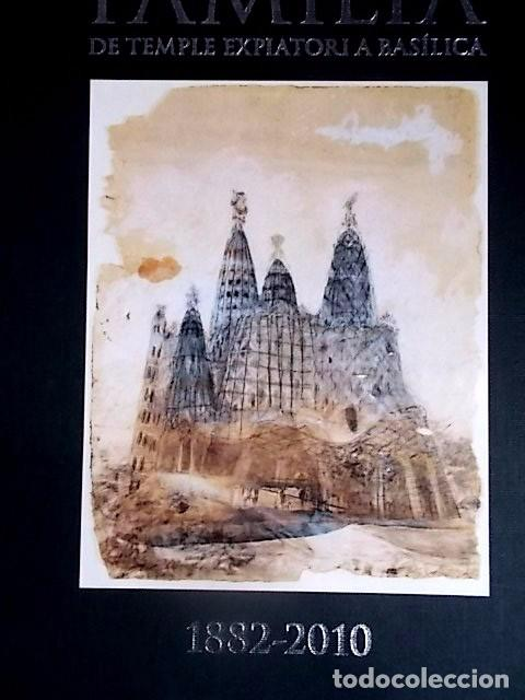 SAGRADA FAMILIA - 1882-2010 - EDICIÓ LIMITADA Nº A2.214 (Libros de Segunda Mano - Bellas artes, ocio y coleccionismo - Arquitectura)
