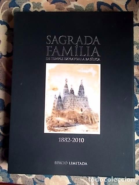 Libros de segunda mano: SAGRADA FAMILIA - 1882-2010 - EDICIÓ LIMITADA Nº A2.214 - Foto 2 - 77431425