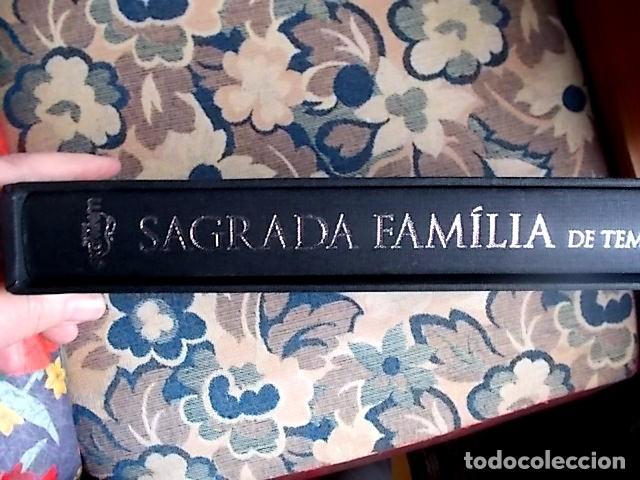 Libros de segunda mano: SAGRADA FAMILIA - 1882-2010 - EDICIÓ LIMITADA Nº A2.214 - Foto 3 - 77431425