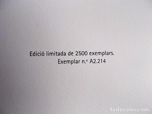 Libros de segunda mano: SAGRADA FAMILIA - 1882-2010 - EDICIÓ LIMITADA Nº A2.214 - Foto 4 - 77431425