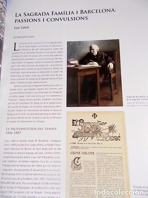Libros de segunda mano: SAGRADA FAMILIA - 1882-2010 - EDICIÓ LIMITADA Nº A2.214 - Foto 10 - 77431425
