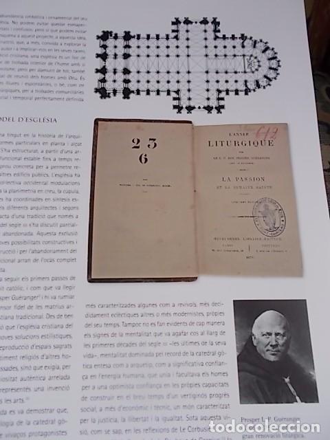 Libros de segunda mano: SAGRADA FAMILIA - 1882-2010 - EDICIÓ LIMITADA Nº A2.214 - Foto 12 - 77431425