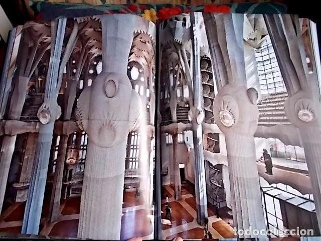 Libros de segunda mano: SAGRADA FAMILIA - 1882-2010 - EDICIÓ LIMITADA Nº A2.214 - Foto 23 - 77431425