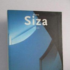 Libros de segunda mano: ALVARO SIZA. PHILIP JODIDIO. EDICION TASCHEN. 2003. VER FOTOGRAFIAS ADJUNTAS. Lote 77837629