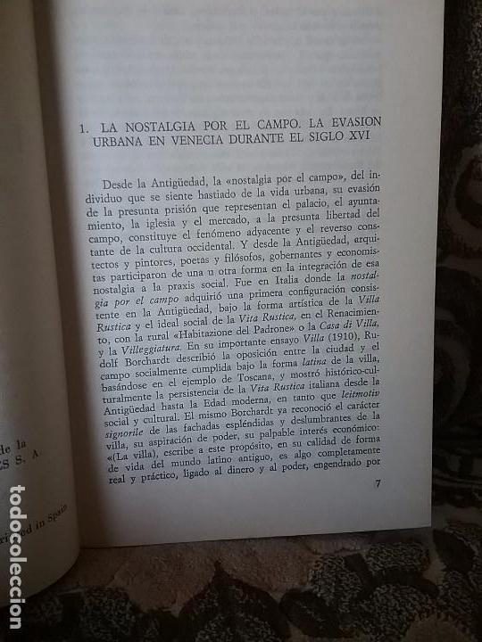 Libros de segunda mano: La villa como arquitectura del poder, de R. Bentmann y M. Muller. Barral, 1975, primera edición - Foto 3 - 77908309