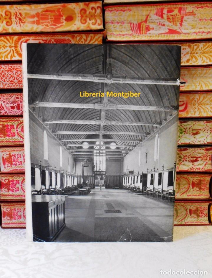 EDIFICIOS HOSPITALARIOS EN EUROPA DURANTE DIEZ SIGLOS . AUTOR : LEISTIKOW, DANKWART (Libros de Segunda Mano - Bellas artes, ocio y coleccionismo - Arquitectura)