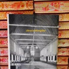 Libros de segunda mano: EDIFICIOS HOSPITALARIOS EN EUROPA DURANTE DIEZ SIGLOS . AUTOR : LEISTIKOW, DANKWART . Lote 78138993
