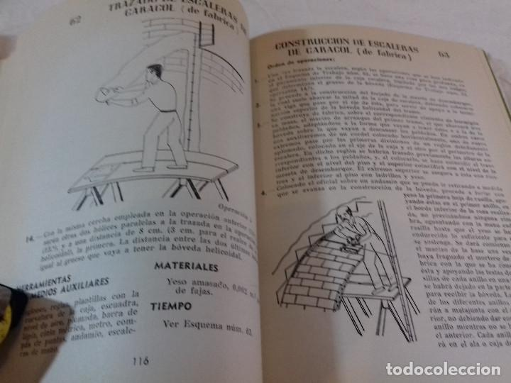 Libros de segunda mano: PRACTICA CONSTRUCTIVA-FRANCISCO ARQUEDO-Nº 4-MONOGRAFIAS CEAC-1963 - Foto 6 - 78516645