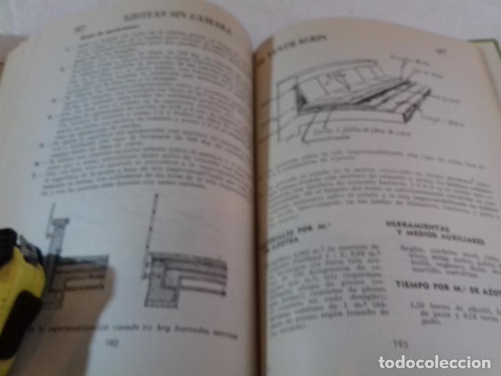 Libros de segunda mano: PRACTICA CONSTRUCTIVA-FRANCISCO ARQUEDO-Nº 4-MONOGRAFIAS CEAC-1963 - Foto 9 - 78516645