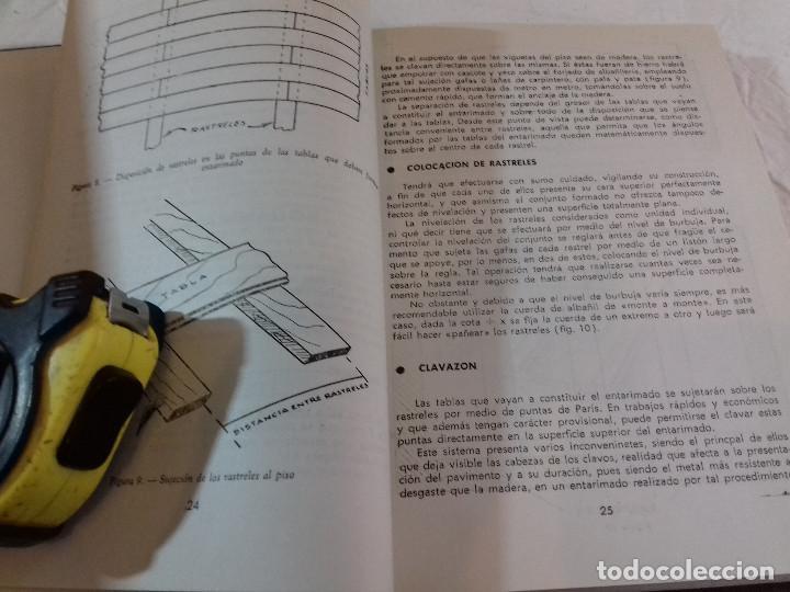 Libros de segunda mano: PAVIMENTOS EN LA CONSTRUCCION-JUAN DE CUSA--Nº 8-MONOGRAFIAS CEAC-1963 - Foto 2 - 78517801