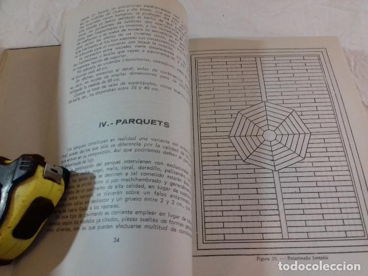 Libros de segunda mano: PAVIMENTOS EN LA CONSTRUCCION-JUAN DE CUSA--Nº 8-MONOGRAFIAS CEAC-1963 - Foto 3 - 78517801