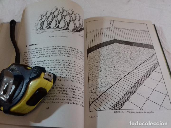 Libros de segunda mano: PAVIMENTOS EN LA CONSTRUCCION-JUAN DE CUSA--Nº 8-MONOGRAFIAS CEAC-1963 - Foto 4 - 78517801
