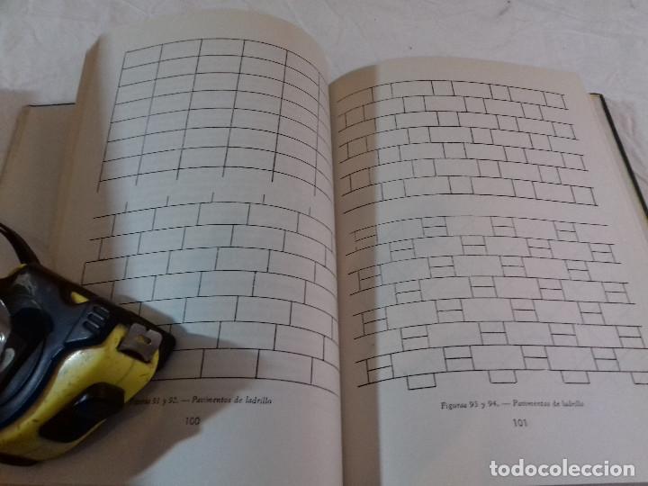 Libros de segunda mano: PAVIMENTOS EN LA CONSTRUCCION-JUAN DE CUSA--Nº 8-MONOGRAFIAS CEAC-1963 - Foto 5 - 78517801