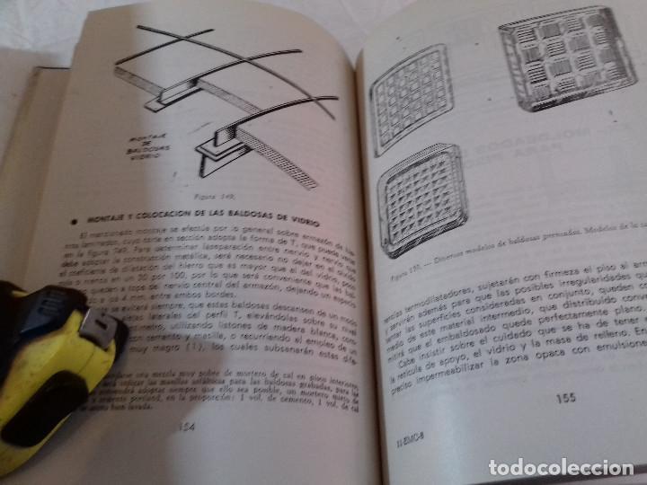 Libros de segunda mano: PAVIMENTOS EN LA CONSTRUCCION-JUAN DE CUSA--Nº 8-MONOGRAFIAS CEAC-1963 - Foto 7 - 78517801