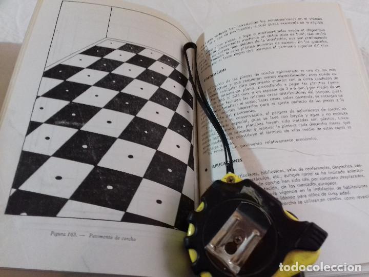 Libros de segunda mano: PAVIMENTOS EN LA CONSTRUCCION-JUAN DE CUSA--Nº 8-MONOGRAFIAS CEAC-1963 - Foto 8 - 78517801
