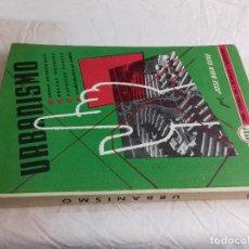 Libros de segunda mano: URBANISMO ZONAS INDUSTRIALES, CIUDADES, VERDES, CAMPOS-JOSE BOIX GENE-Nº 17-MONOGRAFIAS CEAC-1963. Lote 78521549