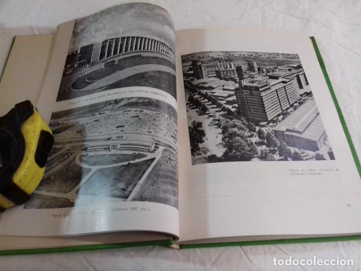 Libros de segunda mano: URBANISMO ZONAS INDUSTRIALES, CIUDADES, VERDES, CAMPOS-JOSE BOIX GENE-Nº 17-MONOGRAFIAS CEAC-1963 - Foto 3 - 78521549