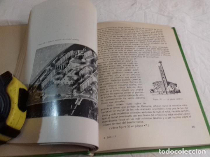 Libros de segunda mano: URBANISMO ZONAS INDUSTRIALES, CIUDADES, VERDES, CAMPOS-JOSE BOIX GENE-Nº 17-MONOGRAFIAS CEAC-1963 - Foto 5 - 78521549