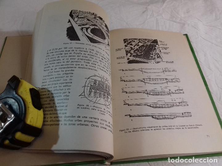 Libros de segunda mano: URBANISMO ZONAS INDUSTRIALES, CIUDADES, VERDES, CAMPOS-JOSE BOIX GENE-Nº 17-MONOGRAFIAS CEAC-1963 - Foto 6 - 78521549