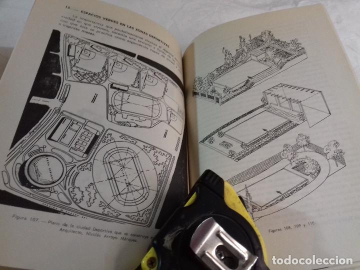 Libros de segunda mano: URBANISMO ZONAS INDUSTRIALES, CIUDADES, VERDES, CAMPOS-JOSE BOIX GENE-Nº 17-MONOGRAFIAS CEAC-1963 - Foto 9 - 78521549