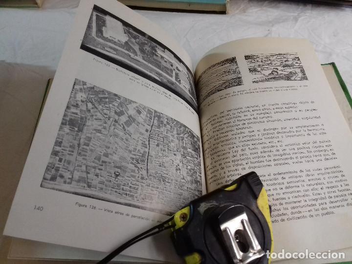 Libros de segunda mano: URBANISMO ZONAS INDUSTRIALES, CIUDADES, VERDES, CAMPOS-JOSE BOIX GENE-Nº 17-MONOGRAFIAS CEAC-1963 - Foto 11 - 78521549