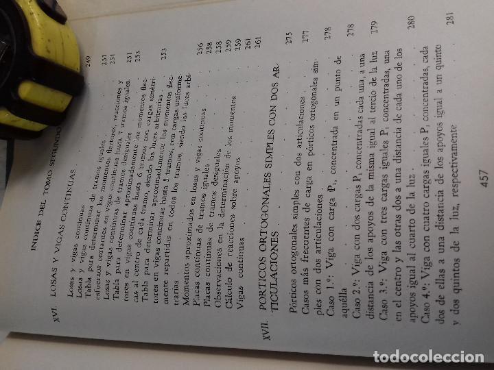 Libros de segunda mano: CALCULO PRACTICO DEL HORMIGON ARMADO (Ii)-FRANCISCO ARQUERO ESTEBAN-Nº 20-MONOGRAFIAS CEAC-1963 - Foto 3 - 78522789