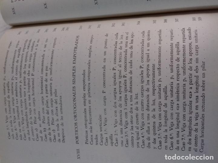 Libros de segunda mano: CALCULO PRACTICO DEL HORMIGON ARMADO (Ii)-FRANCISCO ARQUERO ESTEBAN-Nº 20-MONOGRAFIAS CEAC-1963 - Foto 4 - 78522789