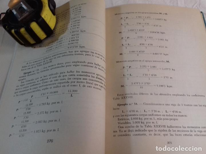 Libros de segunda mano: CALCULO PRACTICO DEL HORMIGON ARMADO (Ii)-FRANCISCO ARQUERO ESTEBAN-Nº 20-MONOGRAFIAS CEAC-1963 - Foto 10 - 78522789
