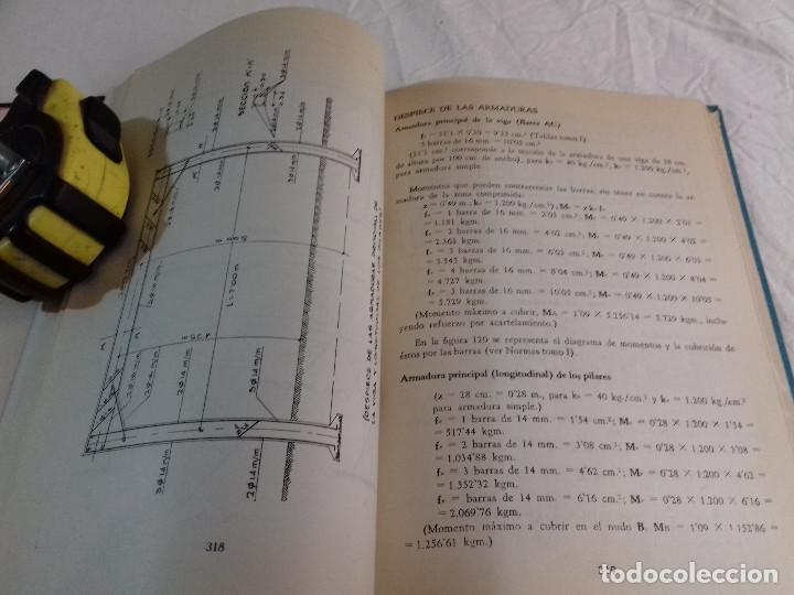Libros de segunda mano: CALCULO PRACTICO DEL HORMIGON ARMADO (Ii)-FRANCISCO ARQUERO ESTEBAN-Nº 20-MONOGRAFIAS CEAC-1963 - Foto 12 - 78522789