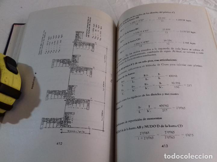 Libros de segunda mano: CALCULO PRACTICO DEL HORMIGON ARMADO (Ii)-FRANCISCO ARQUERO ESTEBAN-Nº 20-MONOGRAFIAS CEAC-1963 - Foto 14 - 78522789
