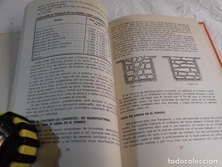 Libros de segunda mano: CONSTRUCCION DE CIMIENTOS-ANGEL HIDALGO BAHAMONTES-Nº 22-MONOGRAFIAS CEAC-1963 - Foto 11 - 78523509