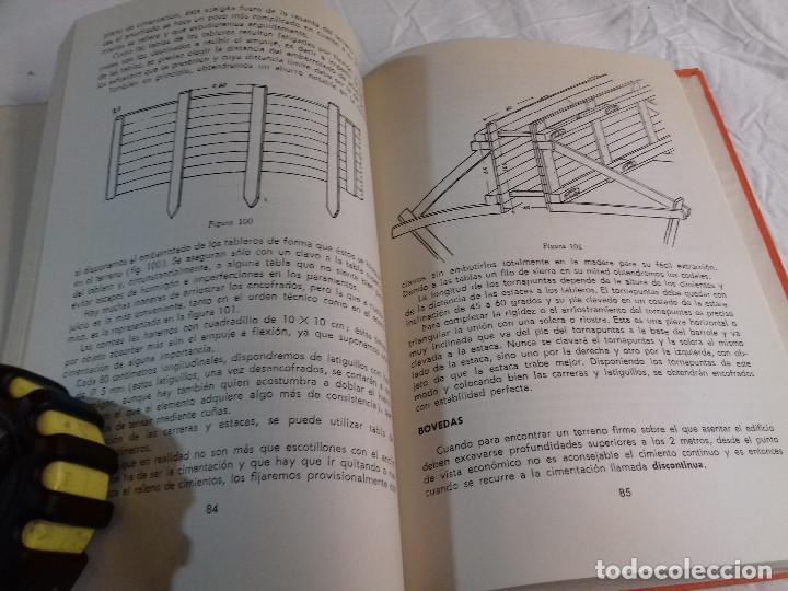 Libros de segunda mano: CONSTRUCCION DE CIMIENTOS-ANGEL HIDALGO BAHAMONTES-Nº 22-MONOGRAFIAS CEAC-1963 - Foto 13 - 78523509