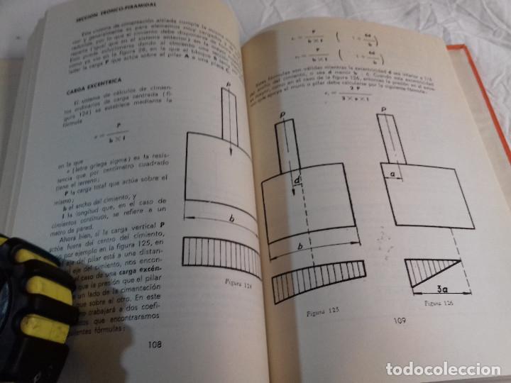 Libros de segunda mano: CONSTRUCCION DE CIMIENTOS-ANGEL HIDALGO BAHAMONTES-Nº 22-MONOGRAFIAS CEAC-1963 - Foto 15 - 78523509