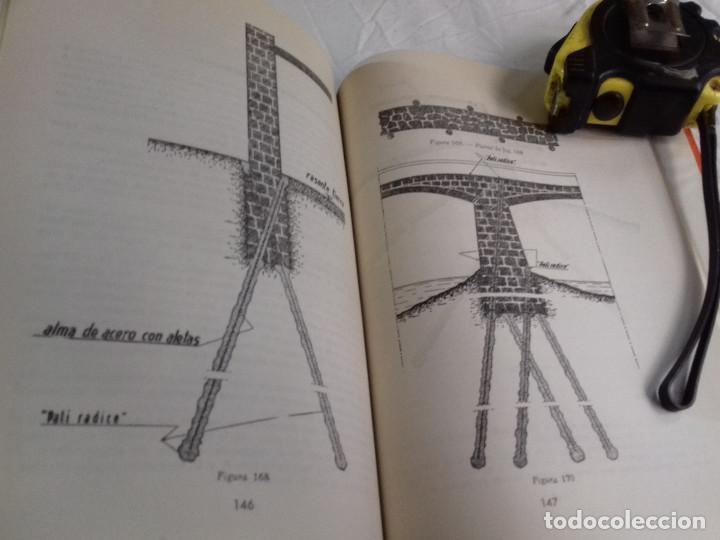 Libros de segunda mano: CONSTRUCCION DE CIMIENTOS-ANGEL HIDALGO BAHAMONTES-Nº 22-MONOGRAFIAS CEAC-1963 - Foto 16 - 78523509