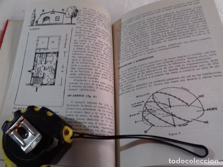 Libros de segunda mano: COMO SE PROYECTA UNA VIVIENDA-FEDERICO ULSAMER PUIGGARI-Nº 23-MONOGRAFIAS CEAC-1963 - Foto 5 - 78523821