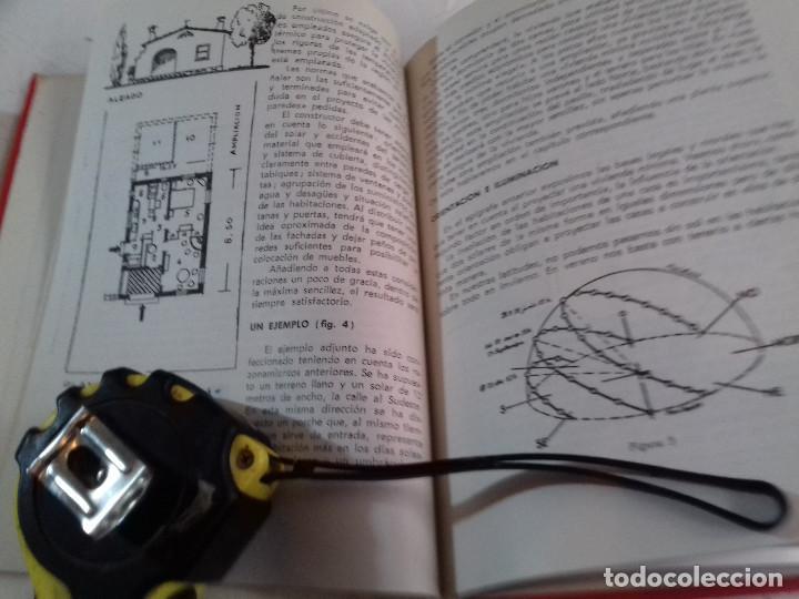 Libros de segunda mano: COMO SE PROYECTA UNA VIVIENDA-FEDERICO ULSAMER PUIGGARI-Nº 23-MONOGRAFIAS CEAC-1963 - Foto 6 - 78523821